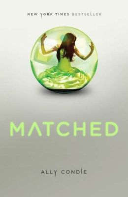 Video Book Review for Matched by Ally Condie