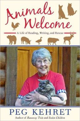 Animals Welcome: A Life of Reading, Writing and Rescue
