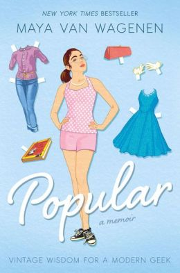 Book cover: Popular: Vintage Wisdom for a Modern Geek