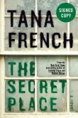 Book Cover Image. Title: The Secret Place (Signed Book) (Dublin Murder Squad #5), Author: Tana French