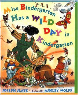 Miss Bindergarten's Has A Wild Day in Kindergarten