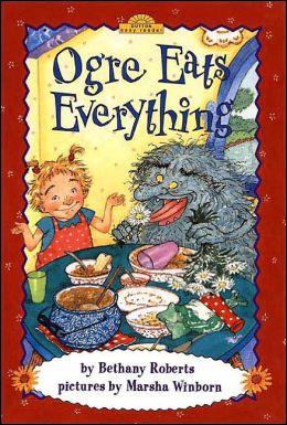 Ogre Eats Everything