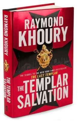The Templar Salvation (Sean Reilly and Tess Chaykin Series #2)
