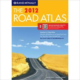 Rand McNally 2012 Road Atlas