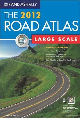 Rand McNally 2012 Large Scale Road Atlas