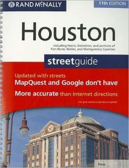 Houston/Galveston, Texas Atlas