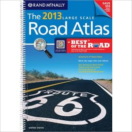 2013 Road Atlas Large Scale