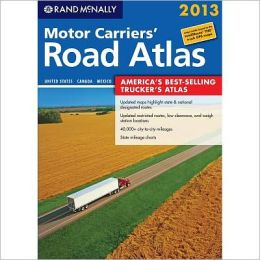 Rand McNally Motor Carriers' Road Atlas