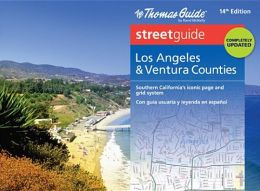Los Angeles/Ventura, California Atlas