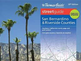 San Bernardino/Riverside, California Atlas