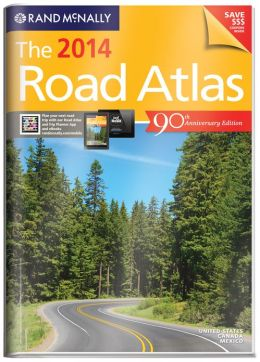 2014 Gift Road Atlas