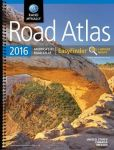 Book Cover Image. Title: Rand McNally Midsize Deluxe Road Atlas 2016, Author: Rand McNally