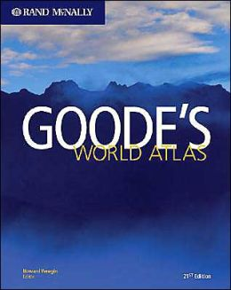 Goode's World Atlas, 22nd Edition (USED)