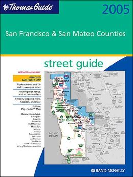 San Francisco and San Mateo Counties, California Atlas