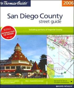 San Diego County, California Atlas