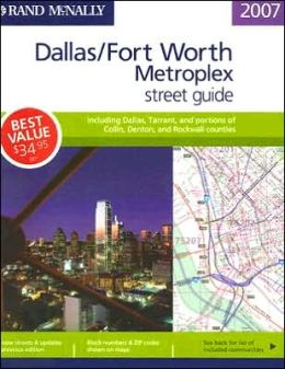 Dallas/Ft. Worth, Texas Atlas