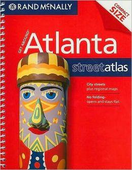 Atlanta, Georgia Get Around Atlas