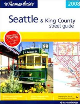 Seattle and King County, Washington Atlas
