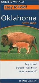 Oklahoma EasyFinder Map