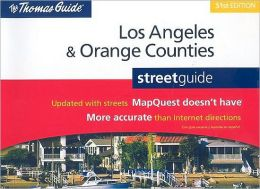 Los Angeles/Orange Counties, California Atlas
