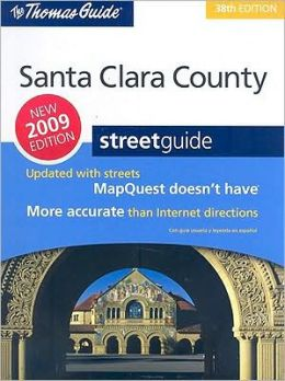 Santa Clara County, California Atlas