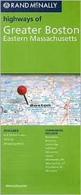 Boston/Greater Eastern Massachusetts Map