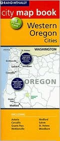 Western Oregon City Map