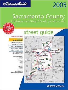 Sacramento County, California Atlas