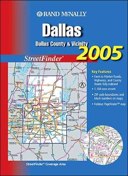 Dallas: Dallas County & Vicinity 2005 Streetfinder