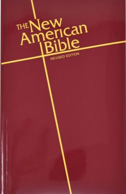 NAB Student Bible: New American Bible, red paperback