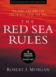 Book Cover Image. Title: The Red Sea Rules:  10 God-Given Strategies for Difficult Times, Author: Robert J. Morgan