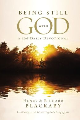 Being Still with God: A 366 Daily Devotional