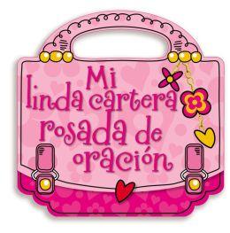 Mi linda cartera rosada de oración