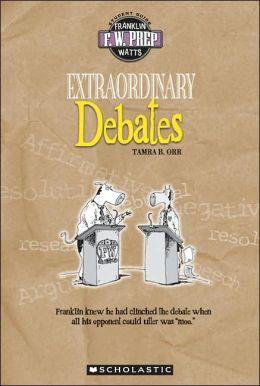 Extraordinary Debates