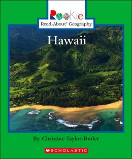 Hawaii (Rookie Read About Geography Series)