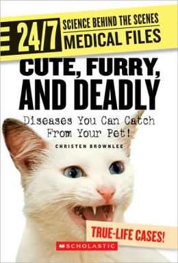 Cute, Furry, and Deadly: Diseases You Can Catch from Your Pet!