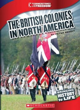 The British Colonies in North America