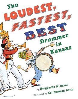 The Loudest, Fastest, Best Drummer in Kansas