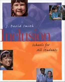Inclusion: Schools for All Students