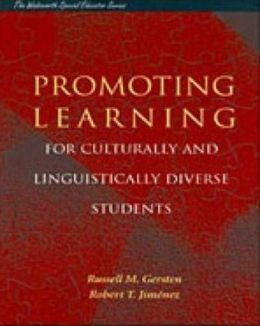 Promoting Learning for Culturally and Linguistically Diverse Students: Classroom Applications from Contemporary Research