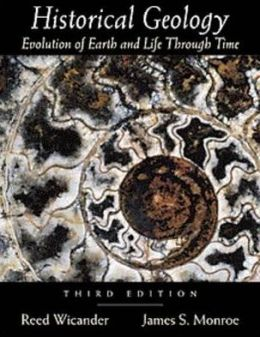 Historical Geology: Evolution of the Earth and Life through Time (Non-Infotrac Version)