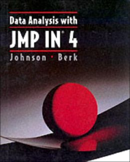 Data Analysis with JMP-IN? 4.0