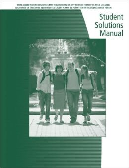 Student Solutions Manual for Precalculus: A Problems-Oriented Approach