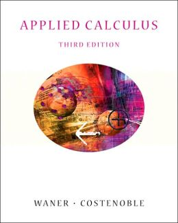 Applied Calculus (with InfoTrac)