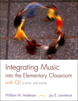 Integrating Music in the Elementary Classroom with CD-ROM