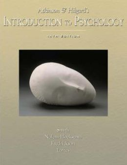 Atkinson and Hilgard's Introduction to Psychology (Non-InfoTrac Version with Lecture Notes)