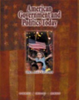 American Government and Politics Today, 200.-2004 (Non-Info Trac Version