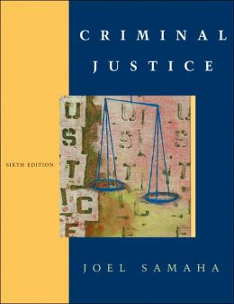 Criminal Justice - With CD and Bonus Supplement