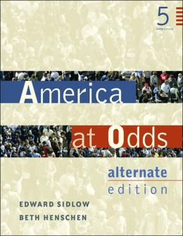 America at Odds: Alternate Edition