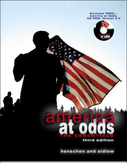 America at Odds: The Essentials with CD-ROM and Infotrac